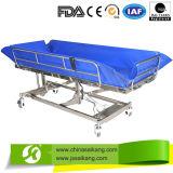 入院患者の使用(CE/FDA/ISO)のための防水電気浴室のベッド