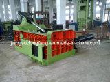Eliminare la macchina della pressa per balle del metallo con il PLC (CE)