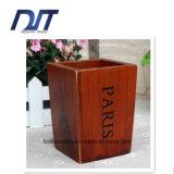 熱い販売のカスタム安い木のペンの容器