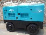 Compresor de aire accionado por el motor diesel portable del tornillo 212-1130cfm