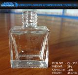 7ml-14ml OEM 정연한 모양 유리제 매니큐어 병