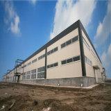 작업장 창고 격납고를 위한 디자인 제조 강철 구조물