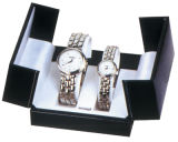 질과 호화스러운 시계 상자 W23