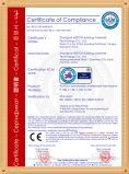 Membrana respirable permeable del vapor de tres capas de la azotea de Playfly (F-140)