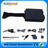 Vehículo GPS Trakcer de las motocicletas de la alarma del coche del localizador SOS de Gapless GPS
