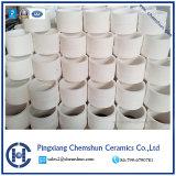 Alúmina tubo de cerámica para el tubo de forro