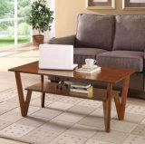 (M-X2034) Mesa de té de la manera de la tabla del té de la tabla del escritorio del escritorio moderno de madera del álamo macizo