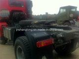 Camion della testa del rimorchio del camion del trattore pieno 6X6 e 4X4 dell'azionamento
