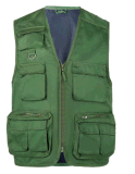 Selling chaud Winter Padded Warmer Cotton Vest Made en Chine