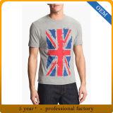 Vente en gros T-shirt imprimé imprimé pour homme