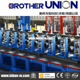 Prateleira Column Production Roll Forming Machine Equipment Line para Supermarket
