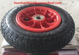 350-7 rotella pneumatica con l'orlo di plastica per la carriola