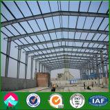 Almacén respetuoso del medio ambiente de la estructura de acero