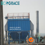 Ciment Mill Dust Filter Bag Housing Cyclone Dust Collector