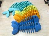 Vier Farben-Fisch-Hundespielzeug-Haustier-Spielzeug