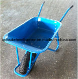 Wheelbarrow grande Wb5009 da capacidade do Wheelbarrow colorido