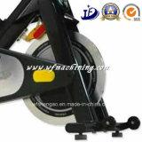 Soem-Schwungrad-Auto-Schwungrad-Rad-Sand-Gussteil mit der maschinellen Bearbeitung