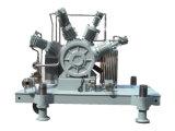 V o tipo compressor livre do impulsionador do nitrogênio do óleo para o ar esfriou