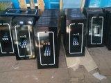 잠수할 수 있는 펌프, 4개의 금속 키보드, 4개의 분사구, 4 큰 LCD 디스플레이