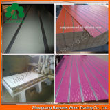 18mm Melamine MDF Slat Board mit Best Quality