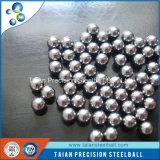Bolas sólidas arriba Polished del acerocromo para los echadores/los rodamientos