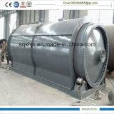 Escudo da palma de 12 toneladas que recicl à máquina da pirólise do carbono