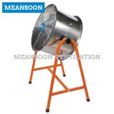 Type van Positie van de Ventilator van het roestvrij staal het As