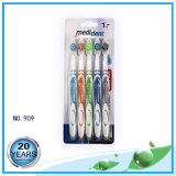 簡単なスリップ防止大人の歯ブラシ