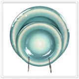 Qualità superiore di disegno elegante Di ceramica-Come il piatto della melammina