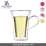 cuvette de thé fabriquée à la main en verre de Borosilicate de 200ml Pyrex