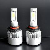 LED-Auto-Licht S2 9005 9006 PFEILER LED Scheinwerfer