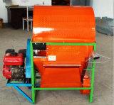 El último modelo: trilladora del arroz 5t-55