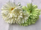 Flores artificiales de seda baratas de Rose de la margarita para la decoración de la boda