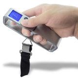 수화물 손 가늠자의 무게를 다는 전자 여행 휴대용 가늠자 디지털