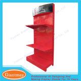 Стеллажи для выставки товаров и стойки металла електричюеского инструмента стоящие для магазина оборудования