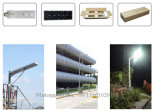 5 Jahre der Garantie-integrierte Solar-LED Straßenlaterne-Preisliste-