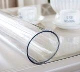 Vidrio suave del PVC para los muebles