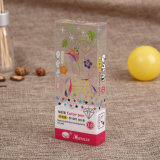 Imballaggio di plastica del regalo della casella dell'animale domestico della radura della qualità superiore