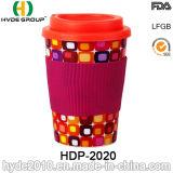 De geïsoleerden Enige Mok van de Koffie van de Muur Plastic met Band (hdp-2022)