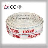 Tubo ad alta pressione Mixed di gomma della manichetta antincendio della tela di canapa del PVC