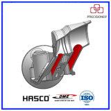 Прессформа заливки формы высокого давления алюминиевая на электроая-механическ часть 17: )
