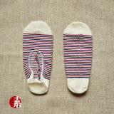 Яркая нашивка незримый носок
