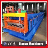 冷たい鋼鉄構造橋床は機械の形成を冷間圧延する