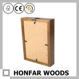 Коробка тени домашнего украшения деревянная