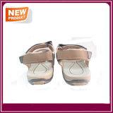 夏の人の浜のサンダルの靴
