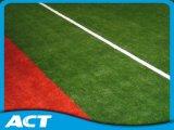 Пластичная поддельный синтетическая лужайка травы для тенниса SF13W6