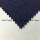 Tela incombustible del Workwear del algodón de la calidad barata del franco de la fábrica de Wuhan