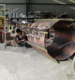 Disegno della serpentina di riscaldamento di induzione del forno di fusione