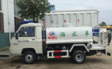 Foton 6 바퀴 작은 물뿌리개 4000 L 물 탱크 트럭