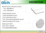 GSのセリウムのCBの承認の新しい範囲の超細い円形LEDの天井灯